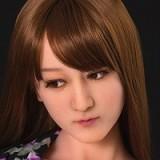 フルシリコン製ラブドール XYcolo Doll 163cm C-cup Yinan瞑り目 材質選択可能