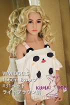 TPE製ラブドール WM Dolls 156cm B-cup #31