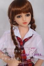 TPE製ラブドール WM Dolls 136cm Dカップ #48