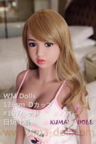 TPE製ラブドール WM Dolls 136cm Dカップ #107