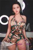 シリコン製頭部+TPEボディ WM Dolls 156cm H-cup #5 欧米仕様