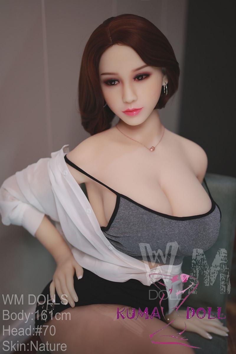 TPE製ラブドール WM Dolls 161cm Gカップ #70