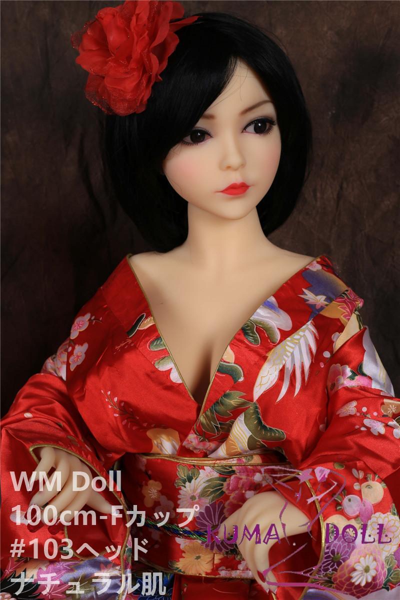 TPE製ラブドール WM Dolls 100cm F-Cup #103