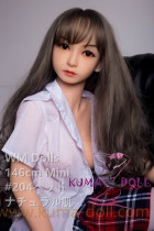 TPE製ラブドール WM Dolls 146cm Mini #204