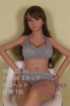 TPE製ラブドール WM Dolls 145cm E-cup #33
