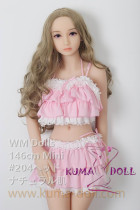 TPE製ラブドール WM Dolls 146cm Mini #204-2