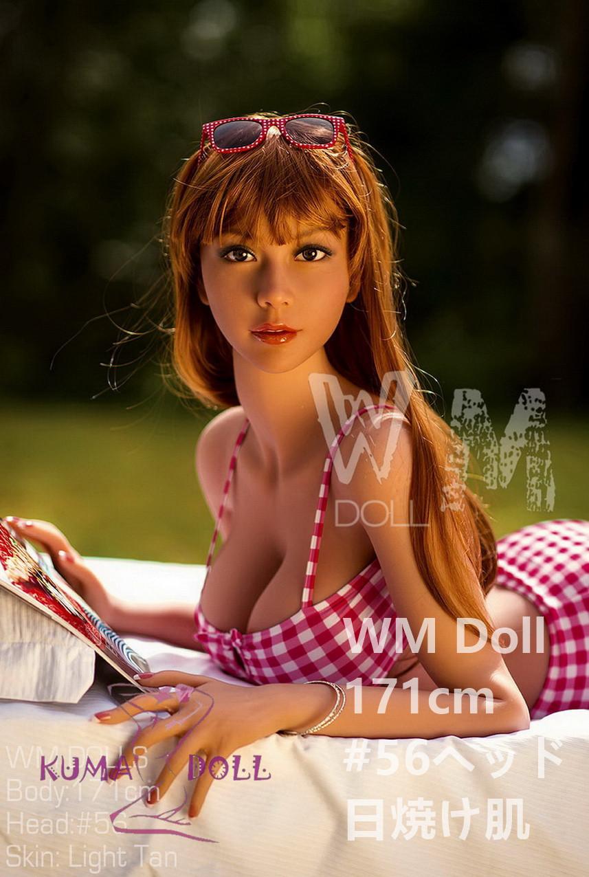 TPE製ラブドール WM Dolls 171cm #56 欧米仕様