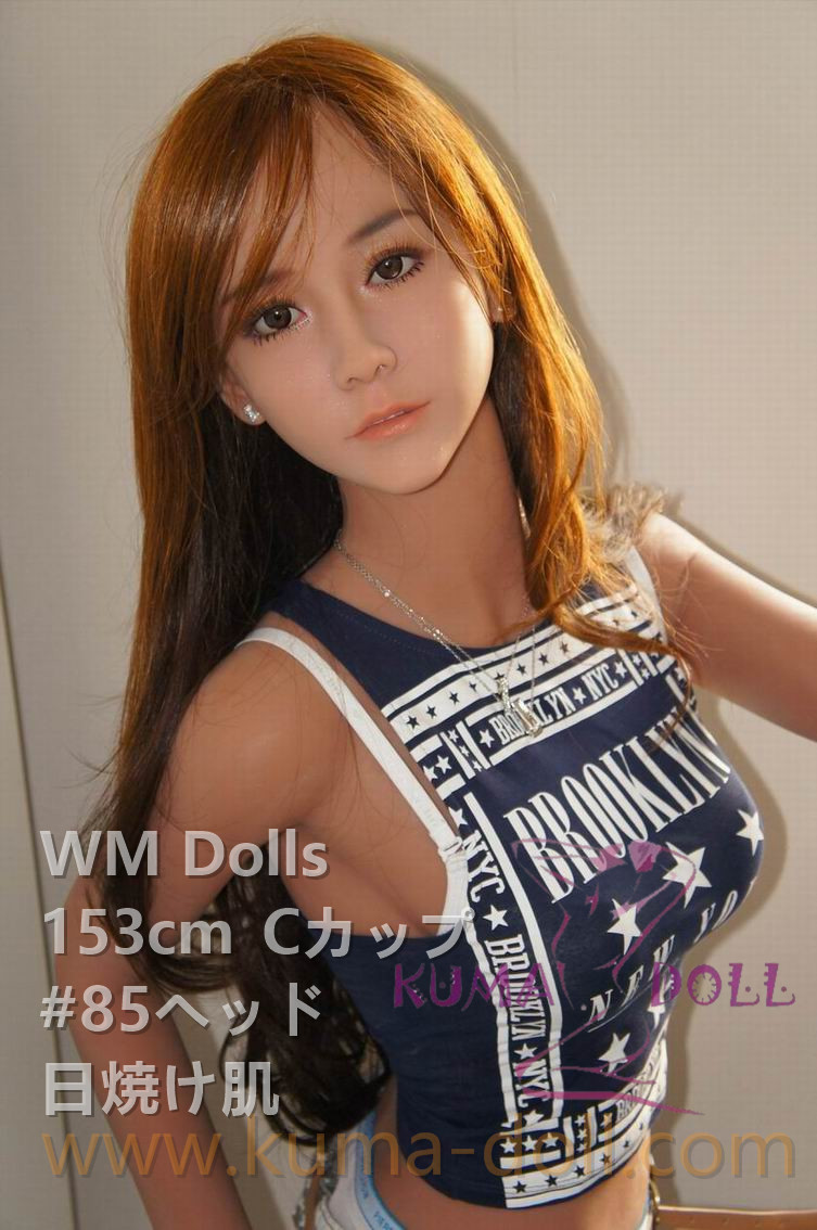 TPE製ラブドール WM Dolls 153cm Cカップ #85