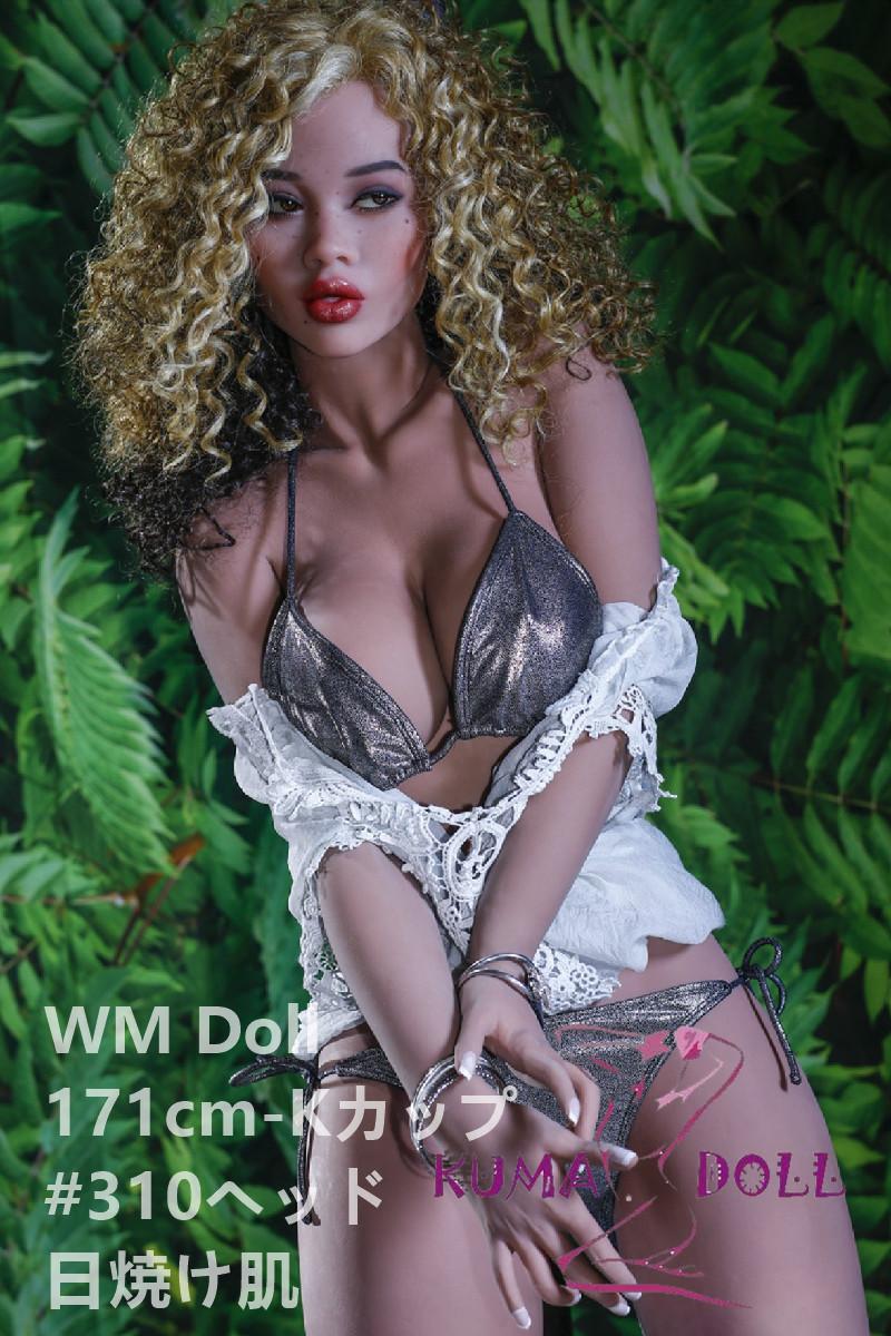 TPE製ラブドール WM Dolls 171cm Kカップ #310 欧米仕様