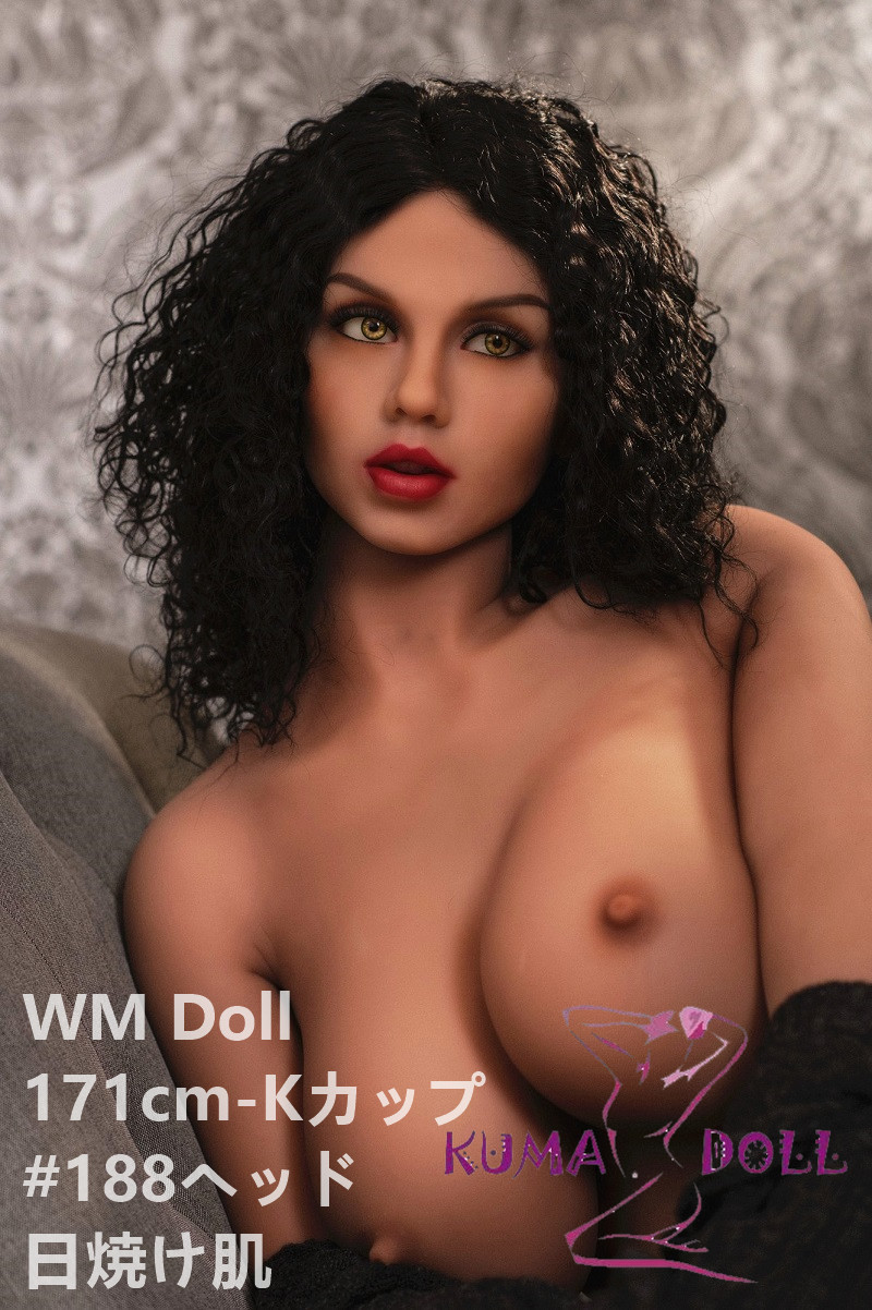 TPE製ラブドール WM Dolls 171cm Kカップ #188 欧米仕様