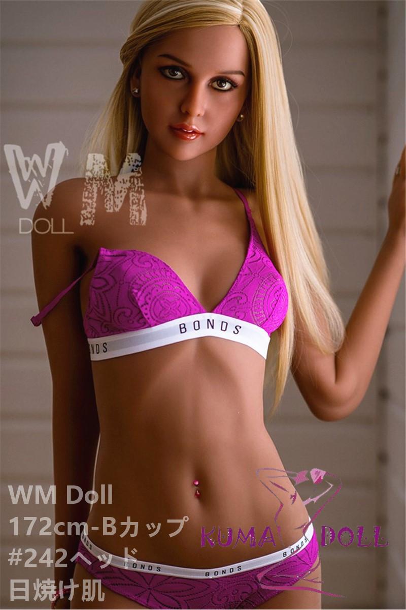TPE製ラブドール WM Dolls 172cm Bカップ #242 欧米仕様