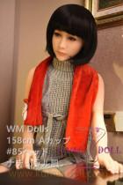 TPE製ラブドール WM Dolls 158cm Aカップ #85