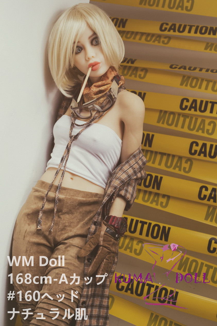 TPE製ラブドール WM Dolls 168cm Aカップ #160 欧米仕様