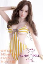TPE製ラブドール WM Dolls 163cm Dカップ #120