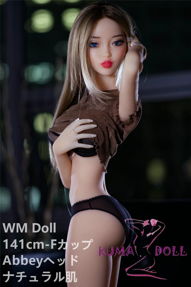 TPE製ラブドール WM Dolls 141cm Fカップ Abbey 欧米仕様