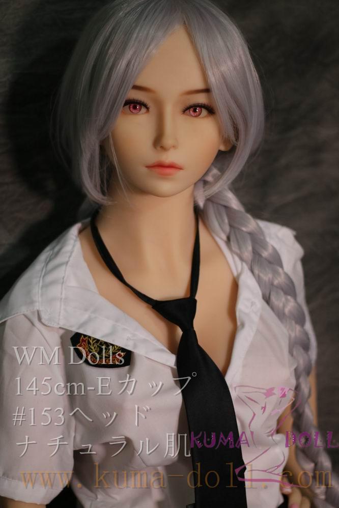 TPE製ラブドール WM Dolls 145cm E-cup #153