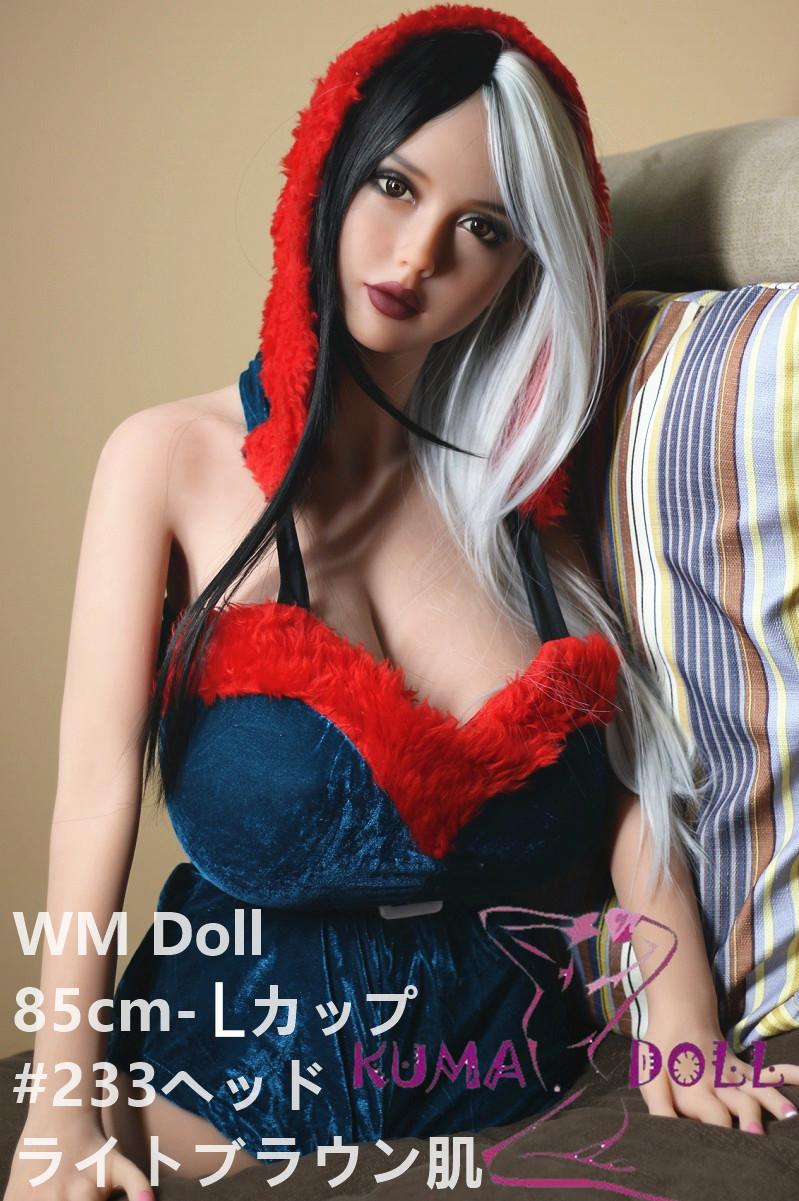TPE製ラブドール WM Dolls 85cm L-Cup トルソー #233
