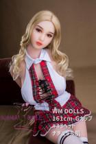 TPE製ラブドール WM Dolls 161cm Gカップ #33