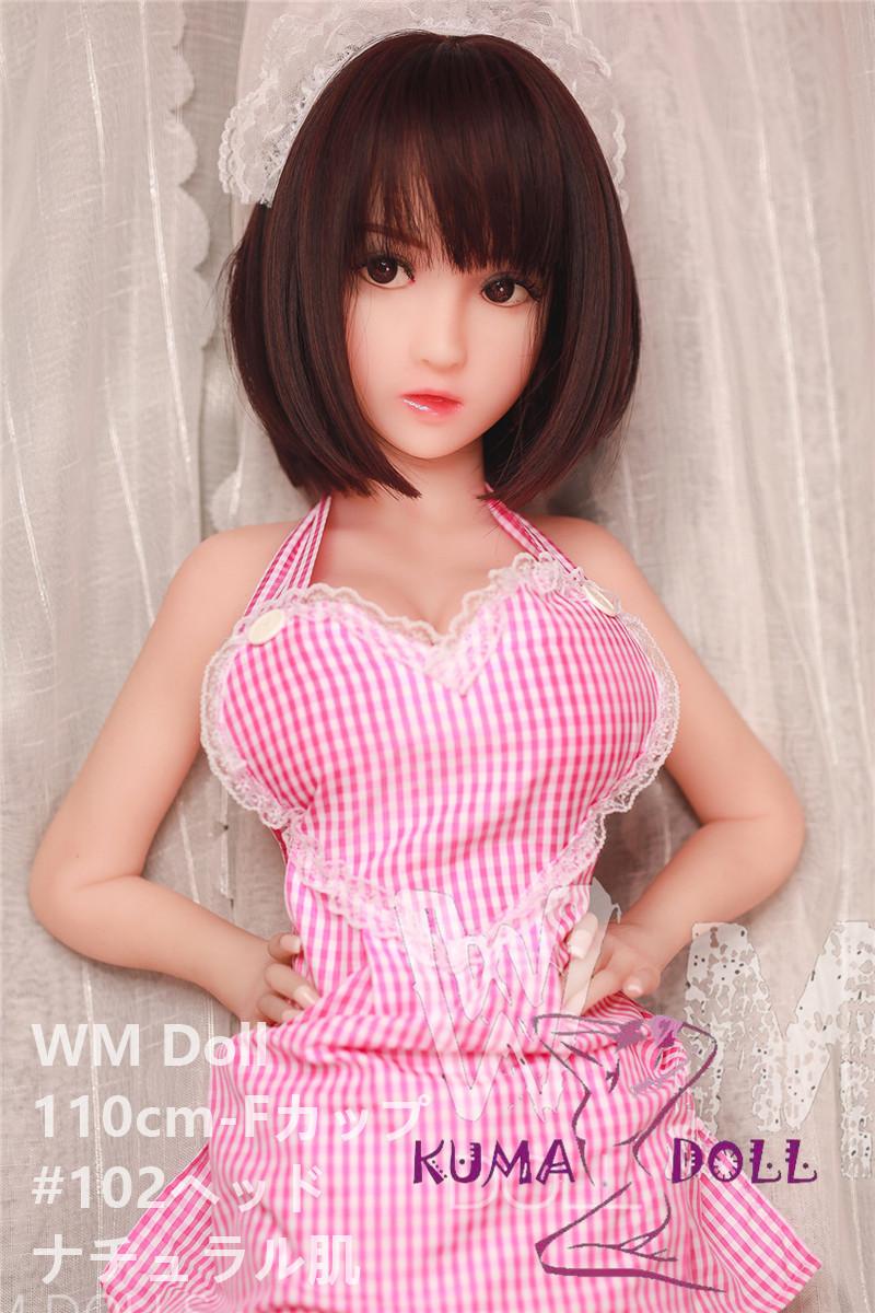 TPE製ラブドール WM Dolls 110cm F-Cup #102