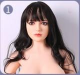 TPE製ラブドール Qita Doll 85cm トルソー #30 瞑り目