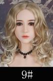 TPE製ラブドール WM Dolls 86cm トルソー #85 欧米仕様 腕無し