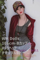 TPE製ラブドール  WM Dolls 166cm B-Cup #53