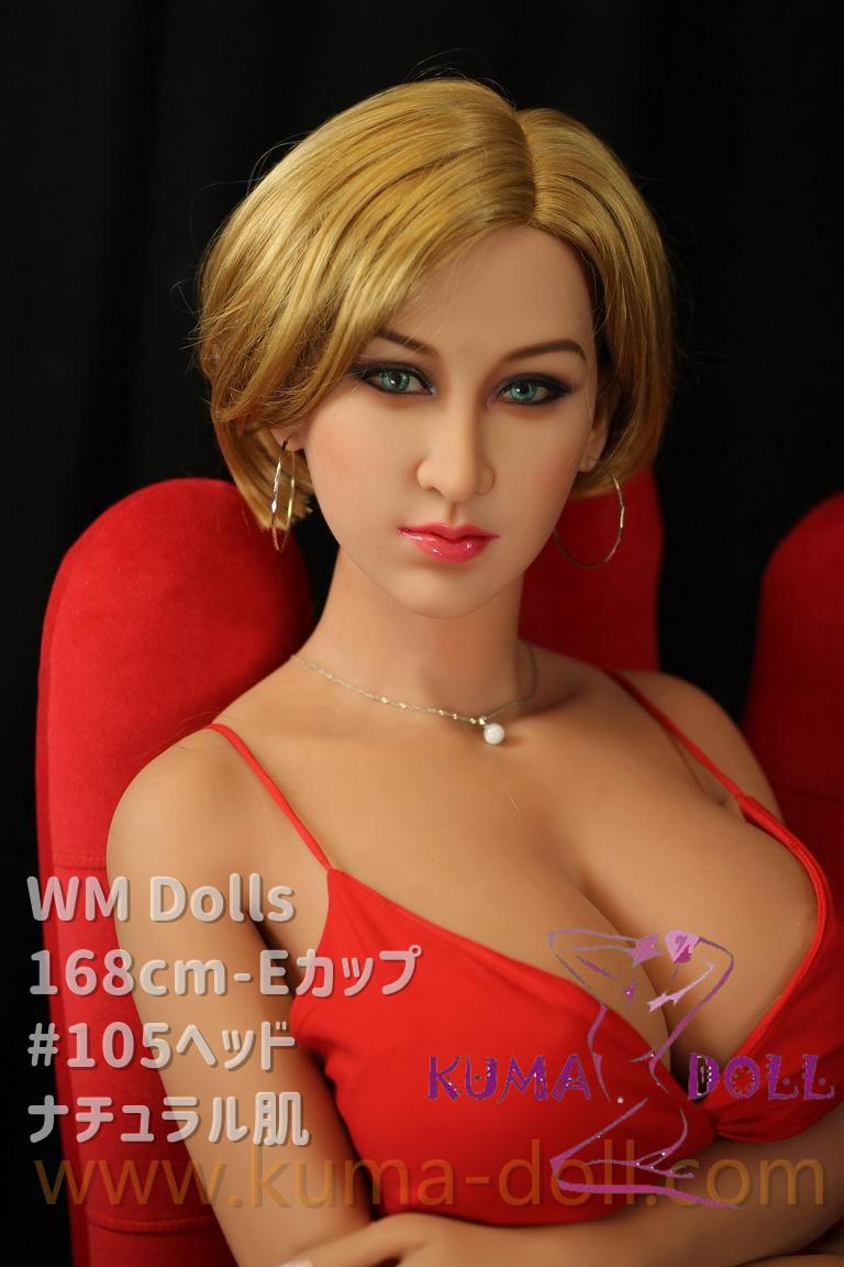 TPE製ラブドール WM Dolls 168cm Eカップ #105
