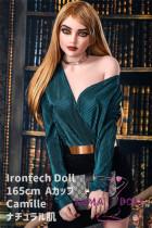 TPE製ラブドール Irontech Doll 165cm Aカップ Camille