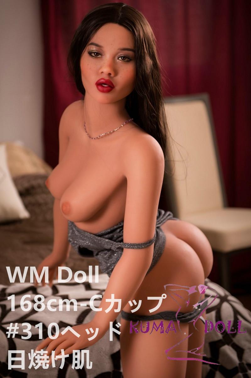TPE製ラブドール WM Dolls 151cm C-cup #310 欧米仕様