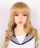 フルシリコン製ラブドール Sanhui Doll 165cm #34 瞑り目 お口開閉可能