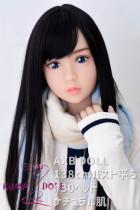 TPE製ラブドール AXB Doll 138cm バスト平ら #30