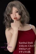 フルシリコン製ラブドール Sanhui Doll 156cm Mila