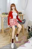 シリコン製頭部+TPEボディ WM Dolls 165cm D-Cup シリコンヘッド #3