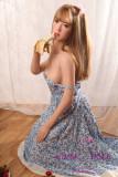 フルシリコン製ラブドール  ILDoll 160cm Bカップ #29 Ann
