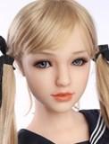 フルシリコン製ラブドール Sanhui Doll 160cm Bカップ Yukiヘッド