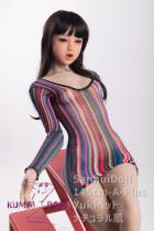 フルシリコン製ラブドール Sanhui Doll 145cm AカップPlus Mila