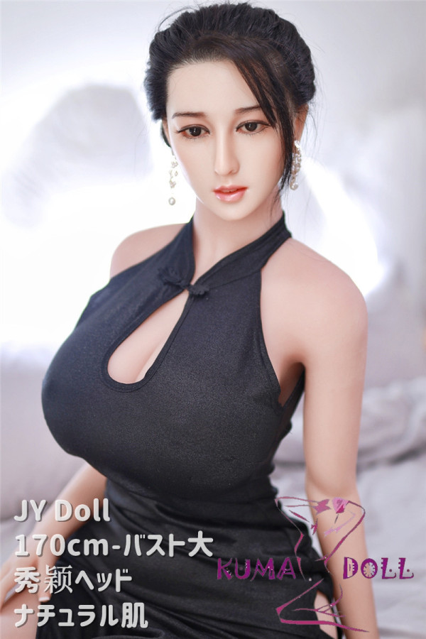 TPE製ラブドール JY Doll 170cm バスト大 シリコンヘッド 秀颖