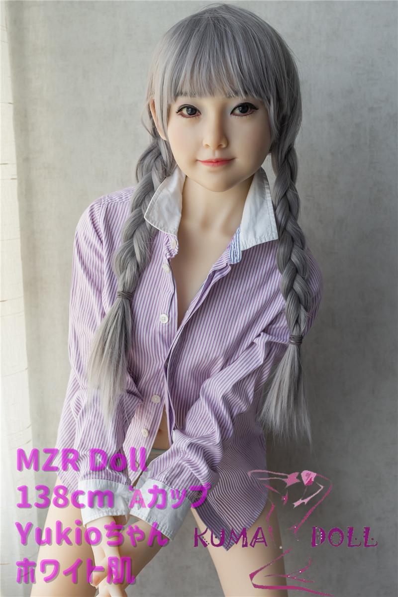シリコン製頭部+TPEボディ MZR Doll 新発売 138cm Yukio 軟性シリコンヘッド