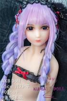 TPE製ラブドール AXB Doll 65cm  #02ヘッド バスト平ら