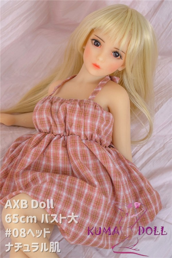 TPE製ラブドール AXB Doll 65cm #08ヘッド バスト大