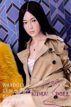 フルシリコン製ラブドール WAXDOLL 165cm #G09 ヘッド