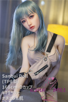 TPE製ラブドール Sanhui Doll 168cm #T1ヘッド