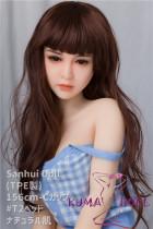 TPE製ラブドール Sanhui Doll 156cm Cカップ #T2ヘッド