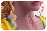 TPE製ラブドール Qita Doll 下半身ドール モデル「乐乐」ちゃんの型取り