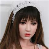 シリコン製 RZR Doll Head 頭部のみ