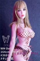 TPE製ラブドール WM Dolls 164cm D-Cup #368 新発売