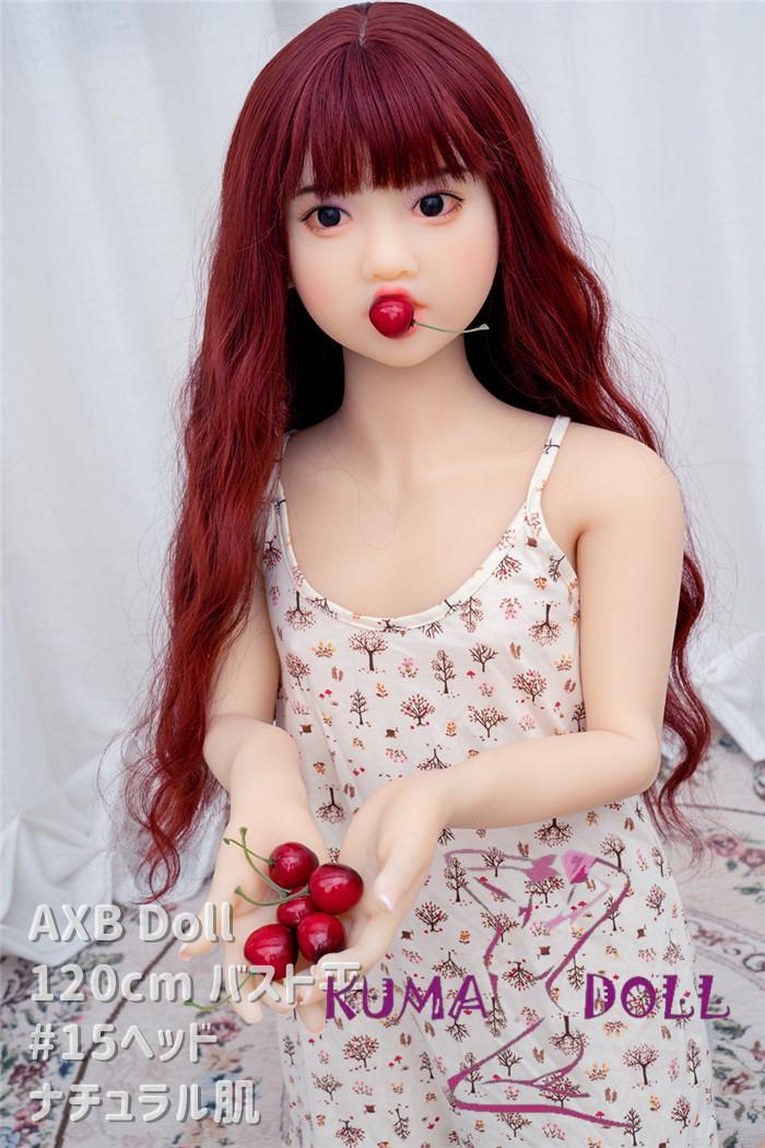TPE製ラブドール AXB Doll 120cm バスト平ら #15