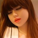 TPE製ラブドール WM Dolls 165cm C-cup #35 瞑り目 欧米仕様
