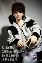 TPE製ラブドール Qita Doll 165cm 男性ドール ペニス一体式 清君