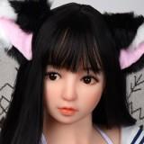 TPE製ラブドール WM Dolls 148cm Lカップ #355 ELF ears エルマ 三つのヴァギナ付き